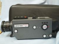 *LEICA-RARE* Leica Leicina Super RT-1 8mm Cine Vintage Camera + Case £199.99